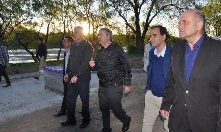 Avanza la construcción de la Costanera Norte en Río Cuarto