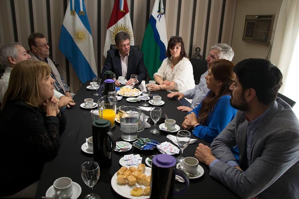 Reunión de Legisladores y Concejales del Gran Río Cuarto