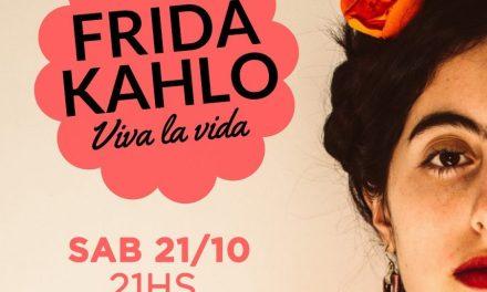 """""""FRIDA KAHLO. Viva La Vida"""""""