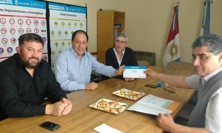 Kit de seguridad vial para Ucacha