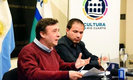 Actividades para conmemorar el 231° aniversario de Rio Cuarto