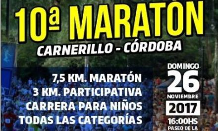 10ª Maratón en Carnerilllo