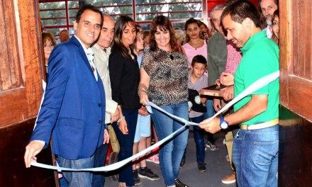 Rio Cuarto: se reinauguró el Museo del Riel