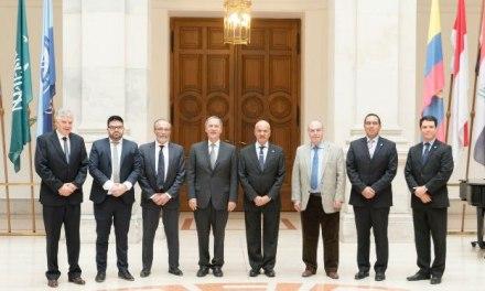 Schiaretti confirmó la voluntad de la OPEP para financiar obra de cloacas