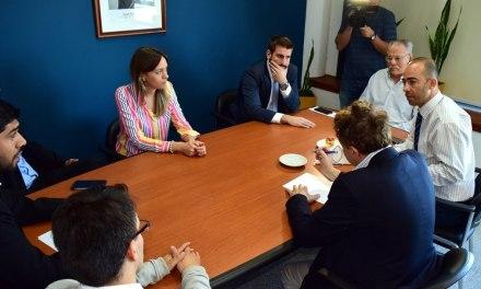 Autoridades de APROSS se reunieron con instituciones médicas