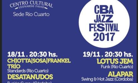 Se viene el 9° Festival Internacional de Jazz de Córdoba