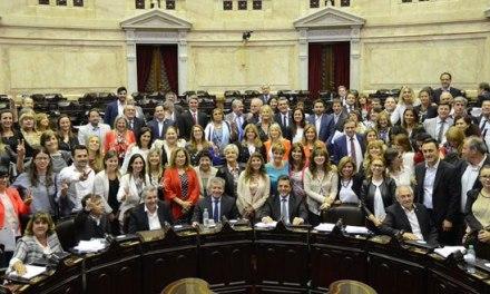 Diputados sancionó la ley que obliga a listas igualitarias