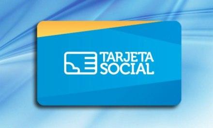 Beneficiarios de la Tarjeta Social recibirán $300 extra