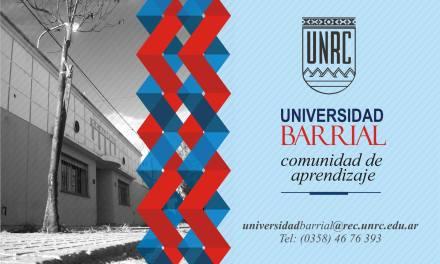 Entregan 700 certificados de los talleres de la Universidad Barrial