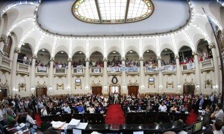 La Unicameral aprobó por unanimidad la Ley de Electrodependientes