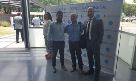 General Deheza participó del 1º Encuentro Federal País Digital