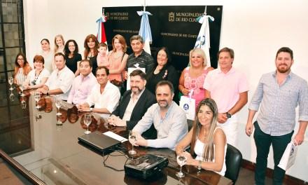 """Entrega de premios del Concurso """"Decoremos la Ciudad"""""""