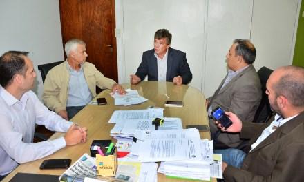 Darío Fuentes visitó el Edecom