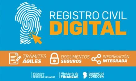 Quince localidades del interior ya cuentan con Registro Civil Digital