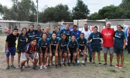 Clínicas de fútbol femenino en Río Cuarto