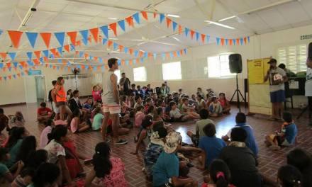 120 niños de la región tuvieron su «derecho al verano»