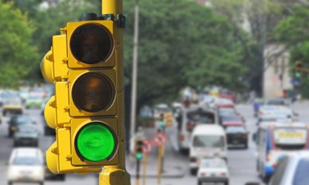 Se habilitó la Onda Verde en Av. Marcelo T. de Alvear