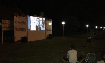 Ciclo de Cine al aire libre