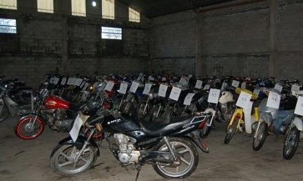 Emplazamiento a propietarios de motos en Deheza