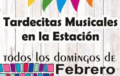 Vuelven a Serrano las tardecitas musicales