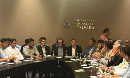 Franco Morra, asumió como miembro activo de la mesa Provincia – Municipios