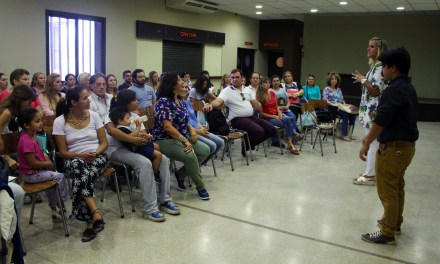 Se realizó la apertura del Curso de Lenguaje de Señas