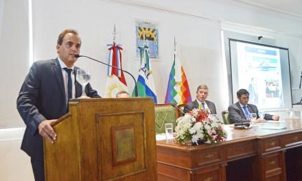 Llamosas inauguró el período 2018 de Sesiones Ordinarias