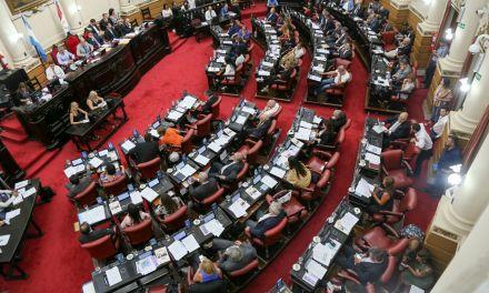 Se realizó ayer la 6ª Sesión Ordinaria de la Legislatura de Córdoba