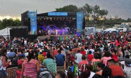 Río Cuarto: con bandas y shows en vivo, cerró la temporada de verano