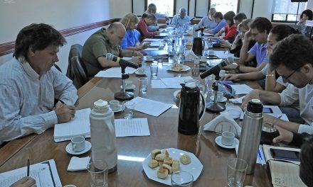Sesionó el Consejo Superior de la UNRC