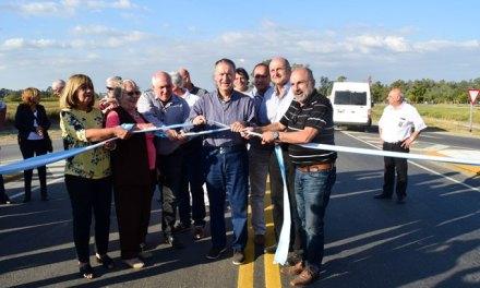 La Provincia repavimentó la Ruta 3 entre Posse y Escalante