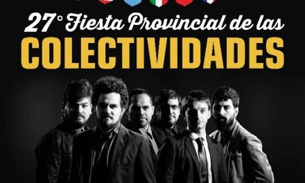 27º Fiesta Provincial de las Colectividades