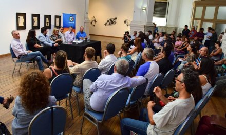 Jornadas Abiertas de trabajo de la Agencia Córdoba Cultura