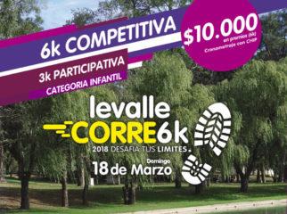3º edición de Levalle corre