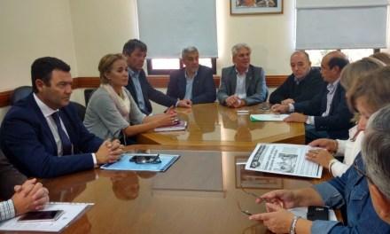 Concejales de UpC se reunieron con Roberto Rovere
