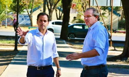 Puesta en Valor del Parque Sarmiento: recorrido de obras