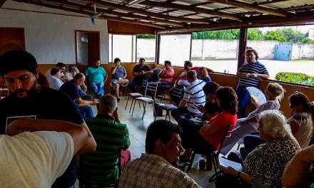 Primera Reunión del Movimiento Alfonsinista Asamblea Radical