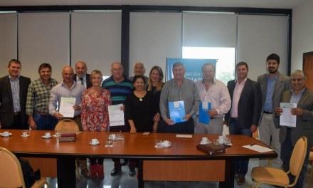 La Comunidad Regional de Río Cuarto recibió aportes para obras de microembalses
