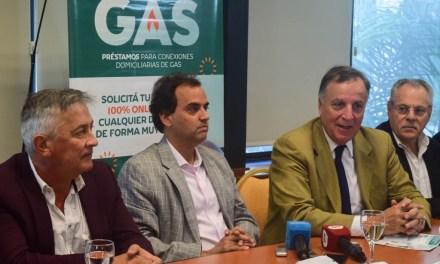 Bancor presentó la línea Dale Gas en Río Cuarto