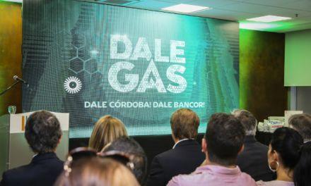 Bancor presenta su línea de financiamiento para el gas natural en Río Cuarto