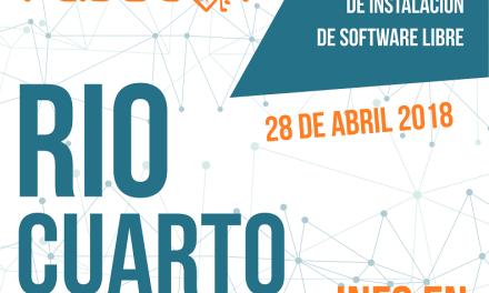 Festival Latinoamericano de Software Libre en Río Cuarto