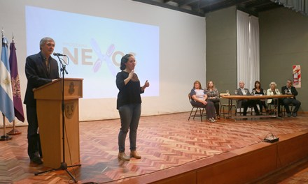 La Provincia y la UNC lanzaron el programa Nexos