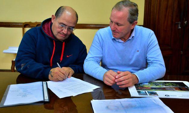 Tras llegar a un acuerdo se arreglaran y relocalizarán los juegos del Parque Sarmiento