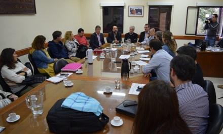 """La Secretaría de Ambiente presidió la reunión de la """"Mesa del Corredor Chocancharava"""""""