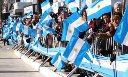 Los actos oficiales por el 25 de Mayo se realizarán en Villa Carlos Paz