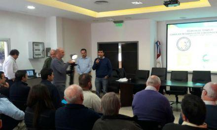 Laboulaye reunió a los cuatro consejos de conservación de suelos del sur cordobés