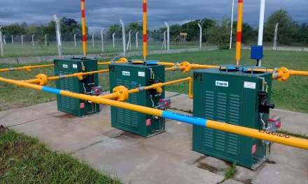 Con una inversión $ 550 mil, la Universidad instaló tres vaporizadores de gas