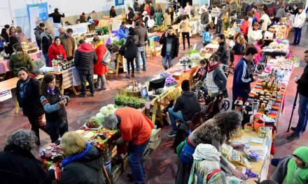 Se realizó una nueva edición de Fericambio en el Viejo Mercado