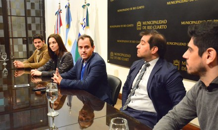 El municipio de Río Cuarto firmó un convenio con la Universidad Siglo XXI