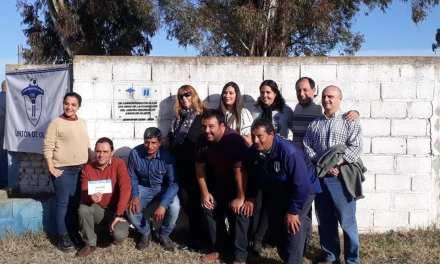 Olaeta festejó los 100 años del Club Unión